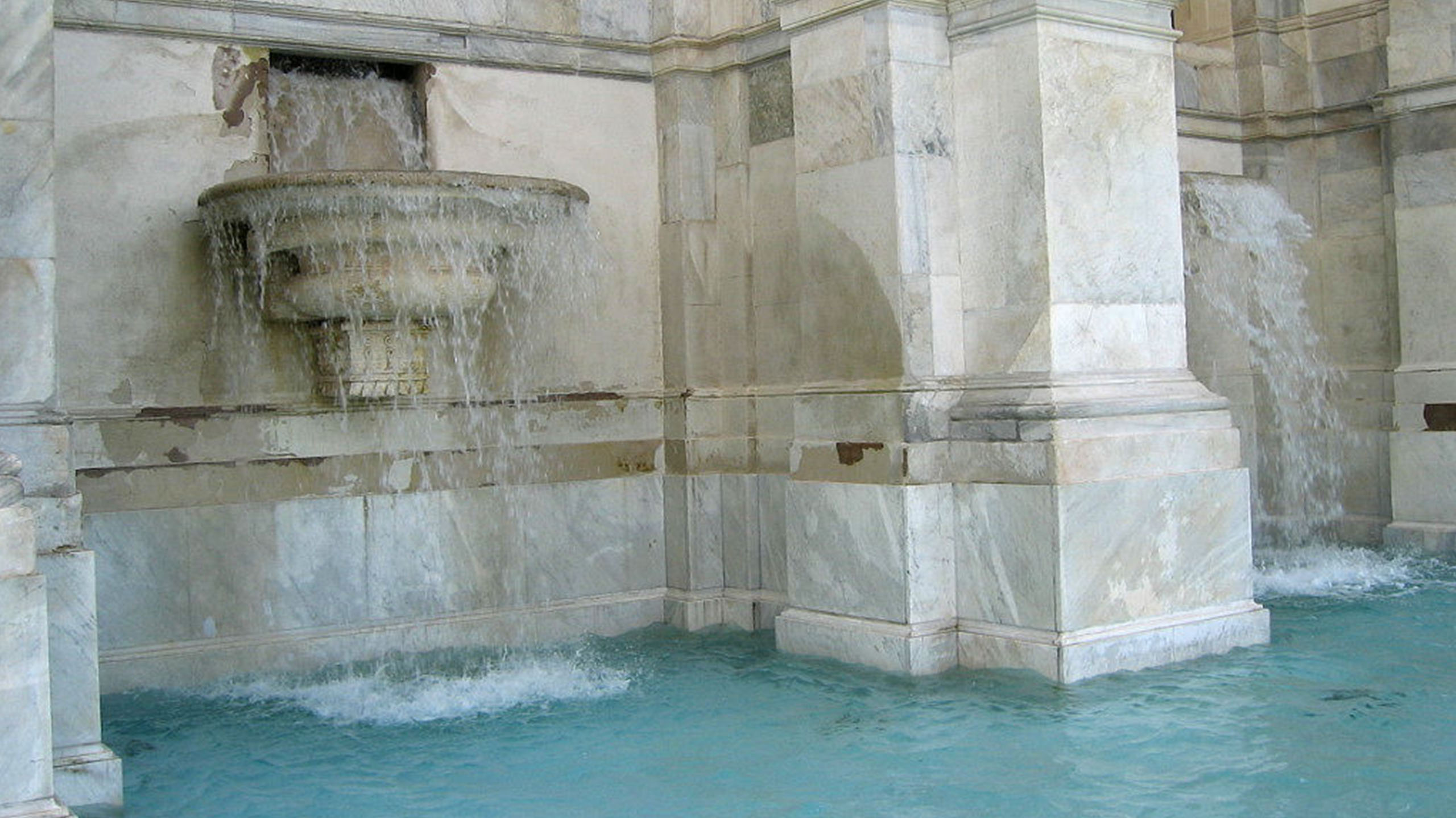 The Story Of The Fontanone Dell Acqua Paola At The Gianicolo